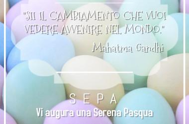 Buona Pasqua da SEPA!
