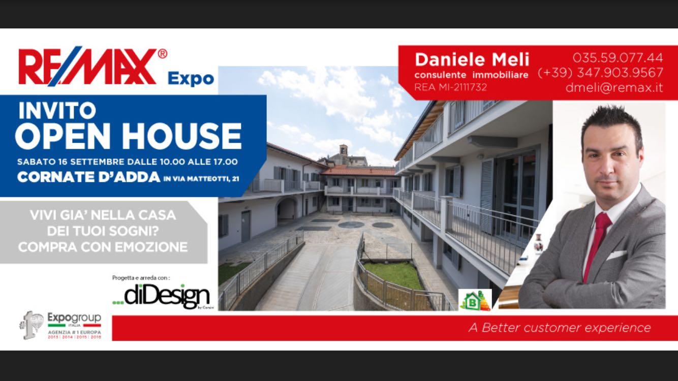 Open House 16 settembre